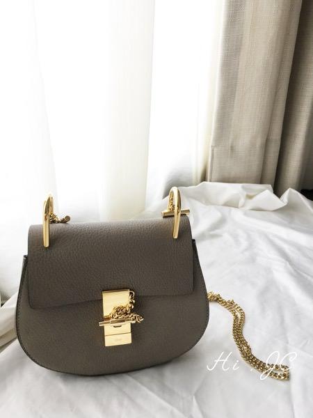 [私藏衣櫃] Chloe Drew Bag小豬包茱兒包開箱文街拍it包及買了不後悔的必收藏經典氣質包款