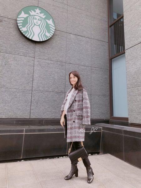 [私藏衣櫃] 買不膩的法式經典格紋外套Isabel Marant Etoile Ebra 大衣開箱及尺寸心得分享